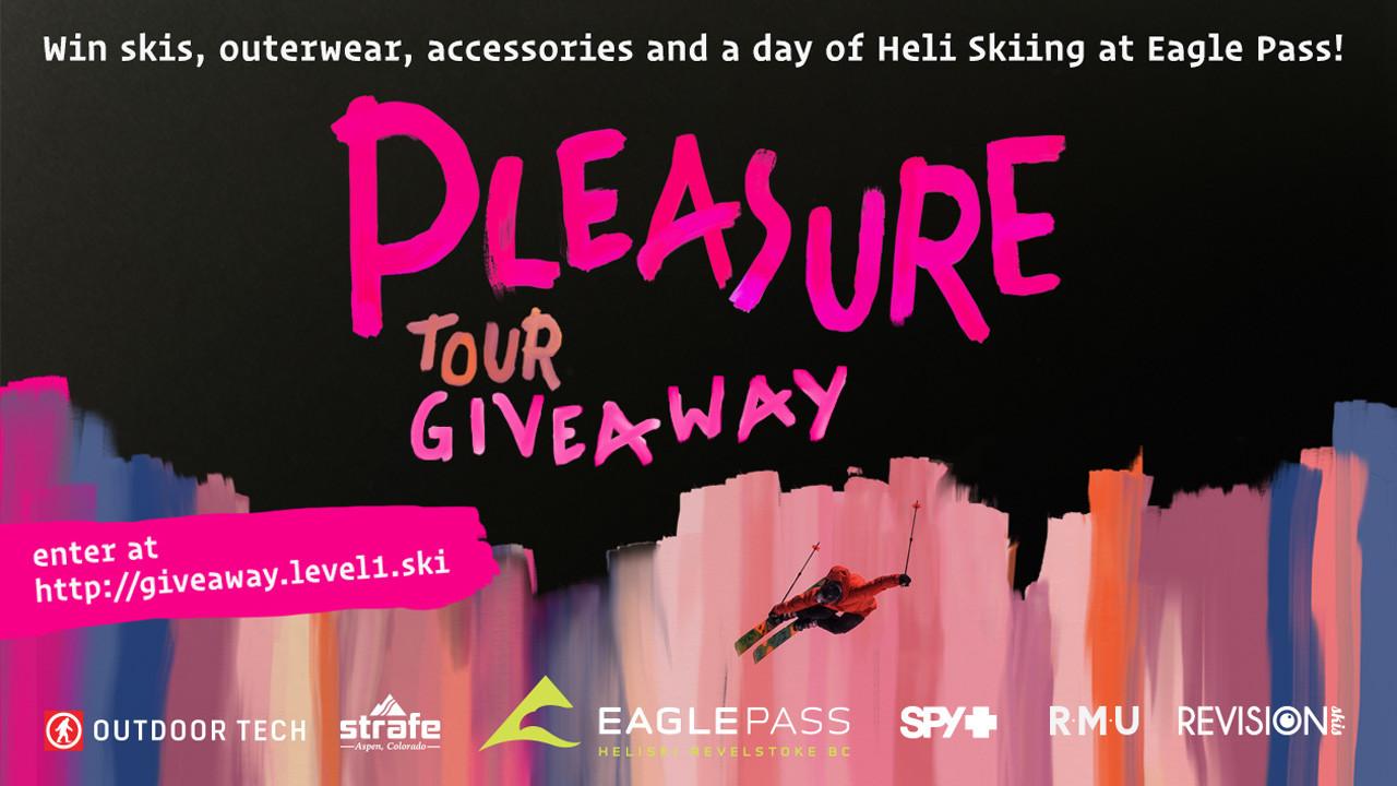 Enter to WIN a Heliskiing Adventure to Eagle Pass Heliskiing